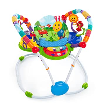 ae0a3bab3 Amazon.com   Baby Einstein Neighborhood Friends Activity Jumper   Baby