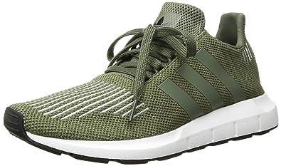Black M base Adidas Originals Shoes 5 Swift GreenBase Core 9 Us Run Men's DHIYW9E2