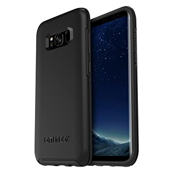 sneakers for cheap 5c784 a88bf OtterBox Symmetry Case Series for Samsung Galaxy S8 - Black
