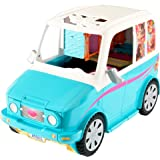 Barbie Ultimate Puppy Mobile Toy