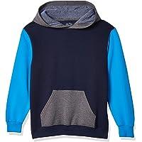 Fruit of the Loom Boys 11000B Fleece Hoodie Sweatshirt Long Sleeves Shirt