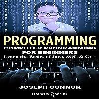 Programming: Computer Programming for Beginners: Learn the Basics of Java, SQL & C++
