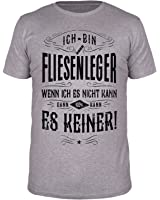 fliesenleger evolution cooles fun t shirt herren s xxl bekleidung. Black Bedroom Furniture Sets. Home Design Ideas