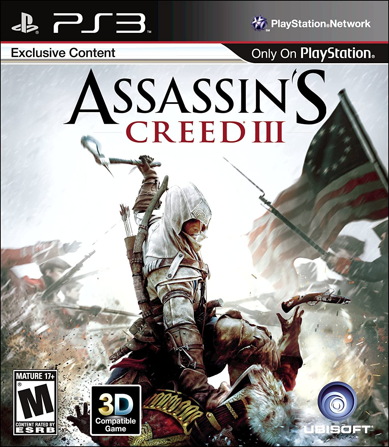 Assassins Creed 3ps3 Video Games & Consoles