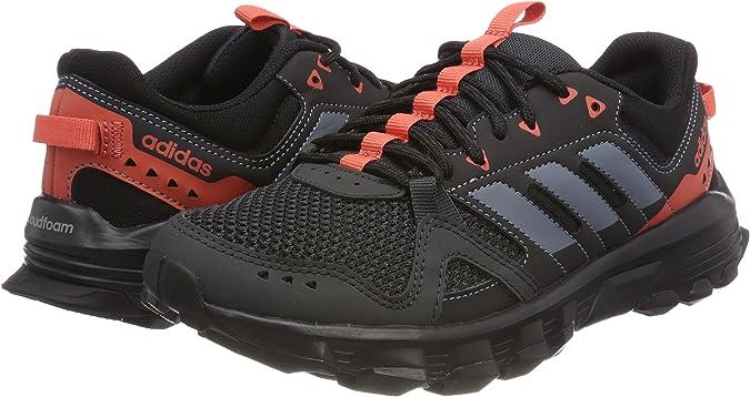 Adidas Rockadia, Zapatillas de Trail Running para Mujer, Gris ...