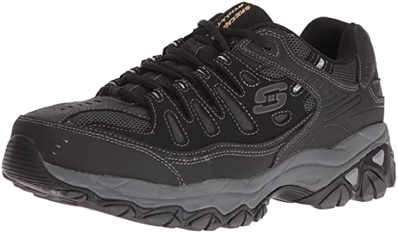 skechers memory foam air cooled reviews