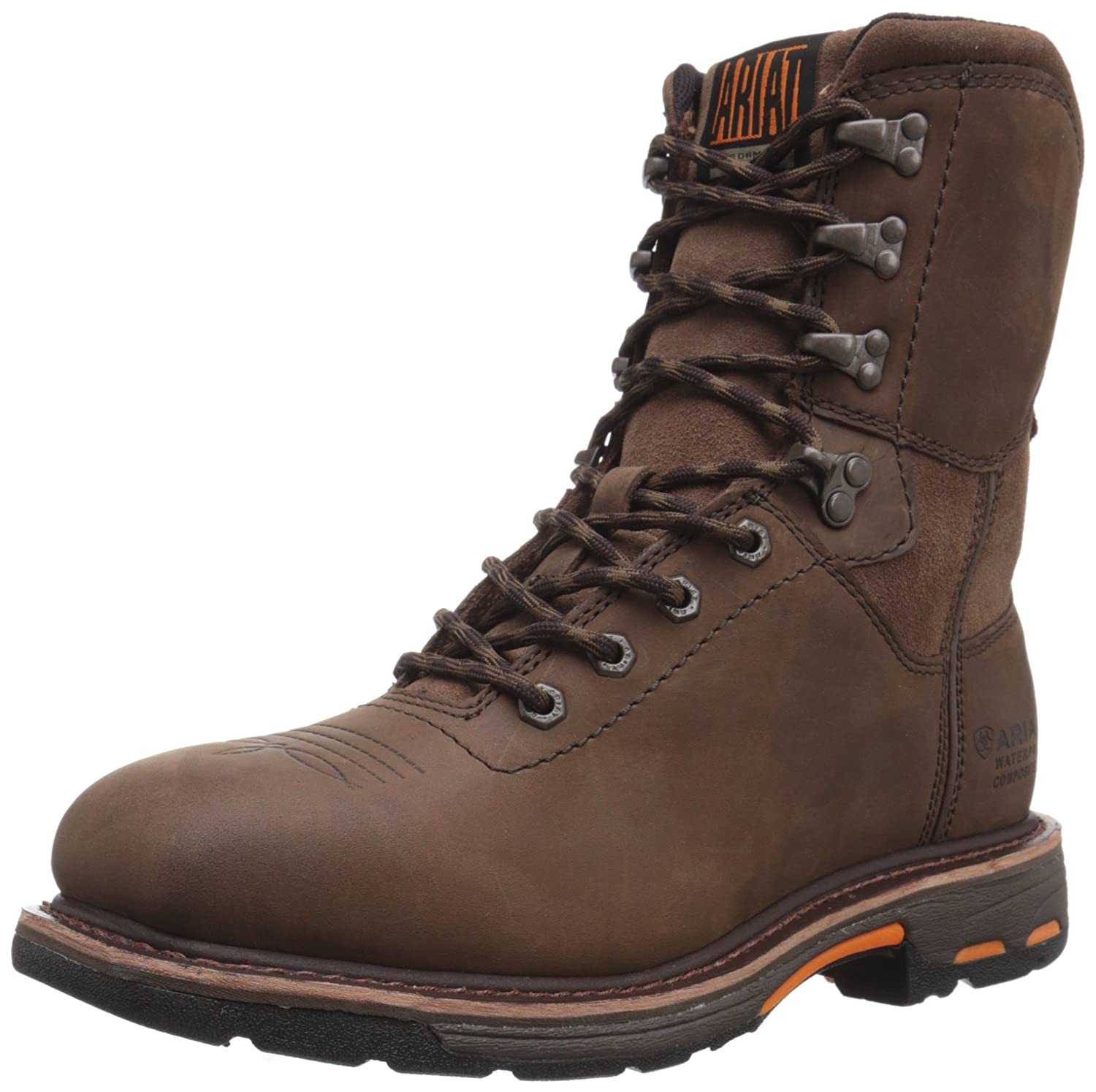 Ariat メンズ Oily Distressted Brown 11.5 2E US 11.5 2E USOily Distressted Brown B013TCMQOS