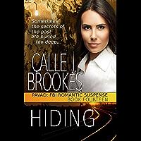 HIDING (PAVAD: FBI Romantic Suspense Book 14)
