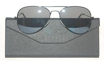 DASOON - Gafas de Sol Aviador Negro Unisex, categoría 3 ...
