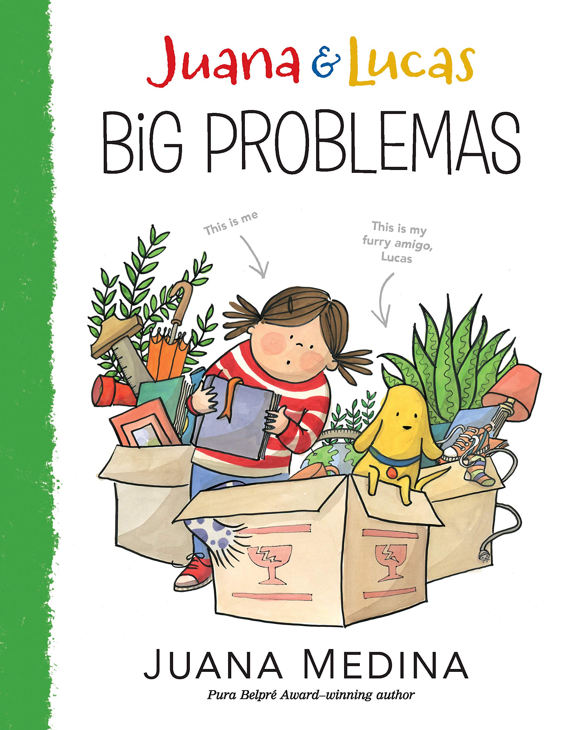 Image result for juana and lucas big problemas amazon
