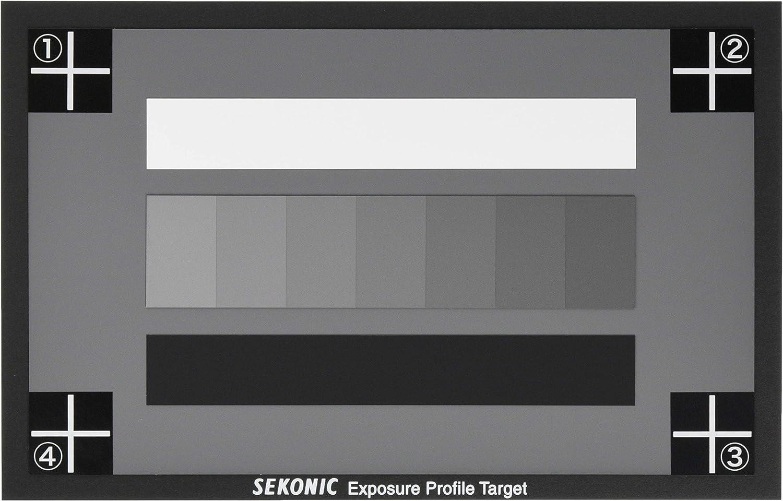 Sekonic 401-759 Exposure Profile Target for Sekonic L-758DR