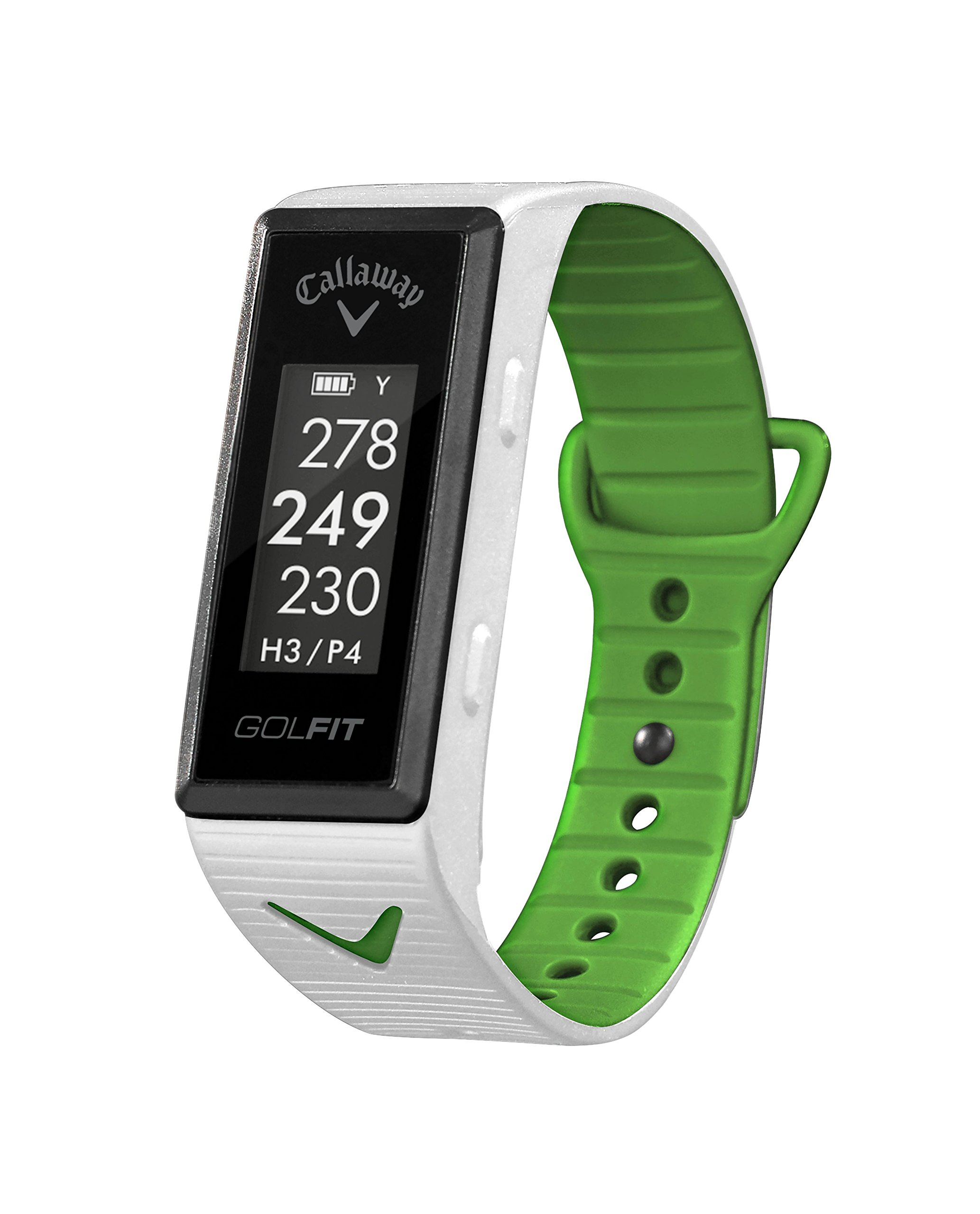 Callaway GolFit GPS Band Callaway GolFit GPS Band, White by Callaway