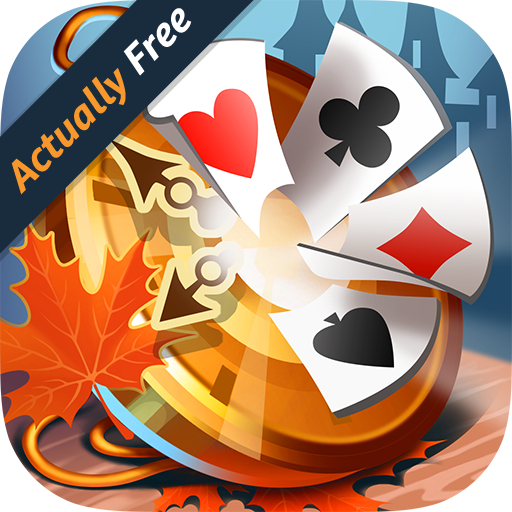 Solitaire Mystery: Four Seasons (Full) -