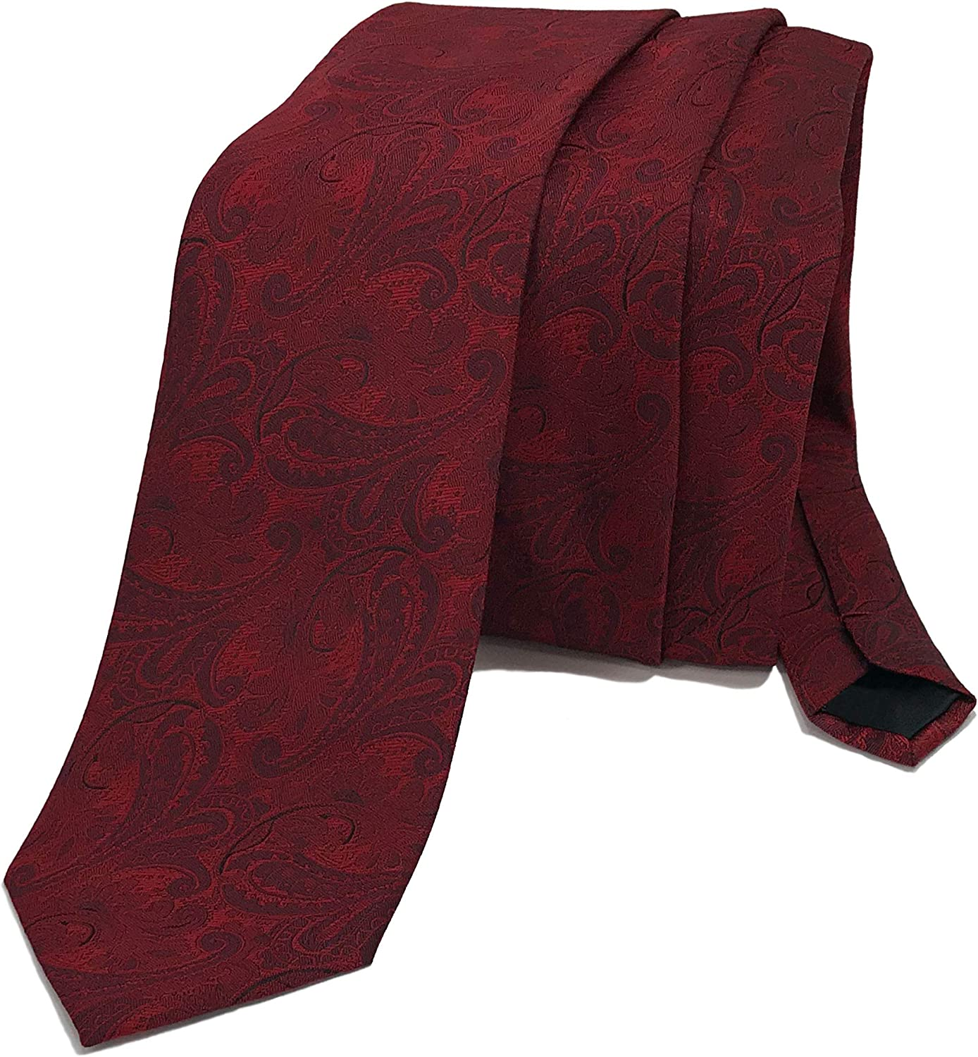 Spencer J's Paisley Patterned Necktie