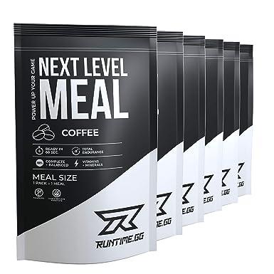 Runtime Meal 7x | Sustituto de las comidas que proporciona ...