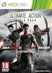 Ultimate Action Triple Pack [Importación Inglesa]