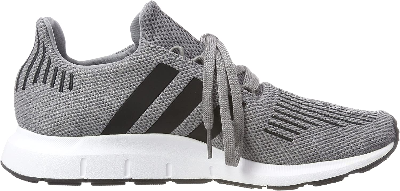adidas Swift Run, Basket Mode Homme Multicolore (Grey Three F17/Core Black/Medium Grey Heather Cq2115)