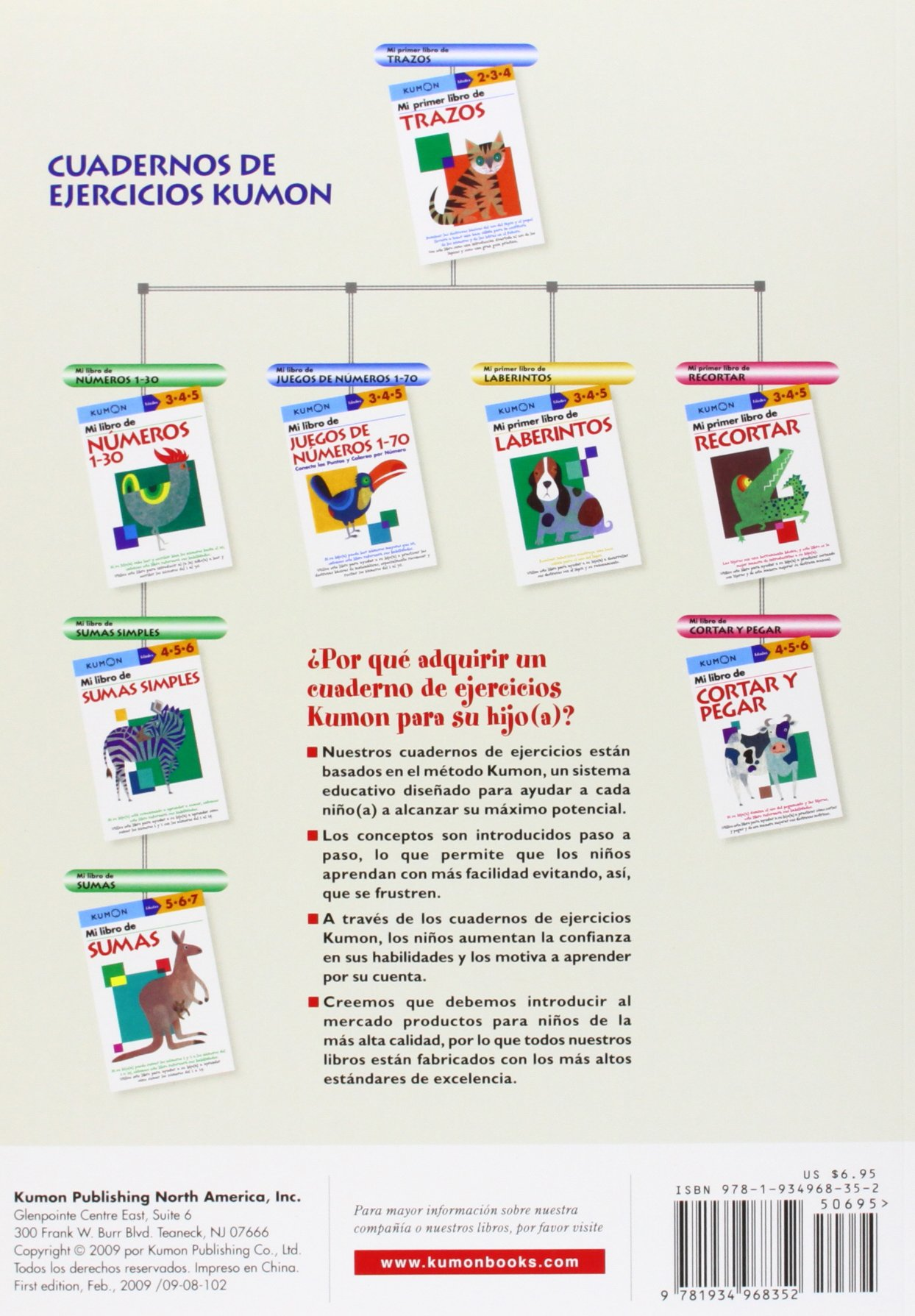 Mi Libro de Sumas Simples: Amazon.es: Kumon Publishing: Libros