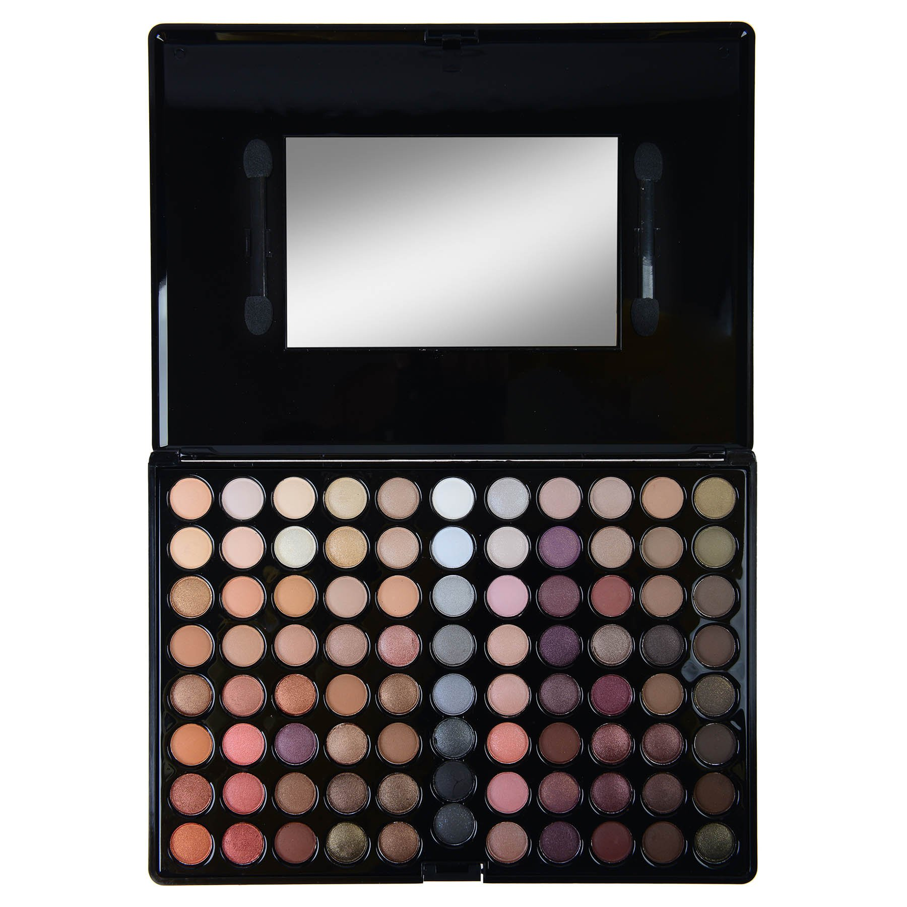 SHANY Natural Fusion Eyeshadow Palette (88 Color Eyeshadow Palette, Nude Palette), 2.15 Ounce by SHANY Cosmetics (Image #10)