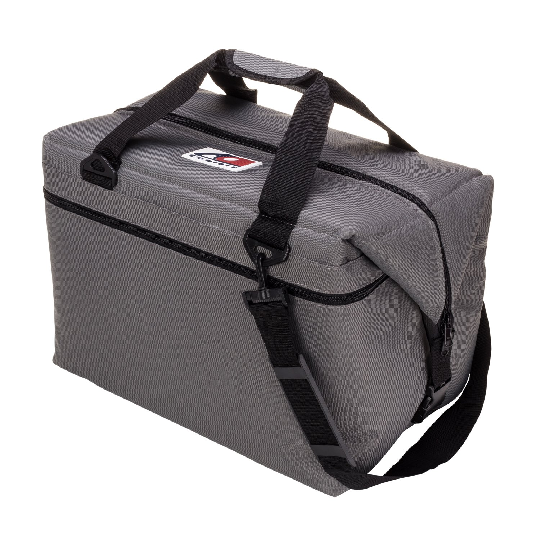 YZ-Hb Canvas Camera Case Small Vintage One-Shoulder Hiking Travel SLR Camera Satchel for Men Dark Gray