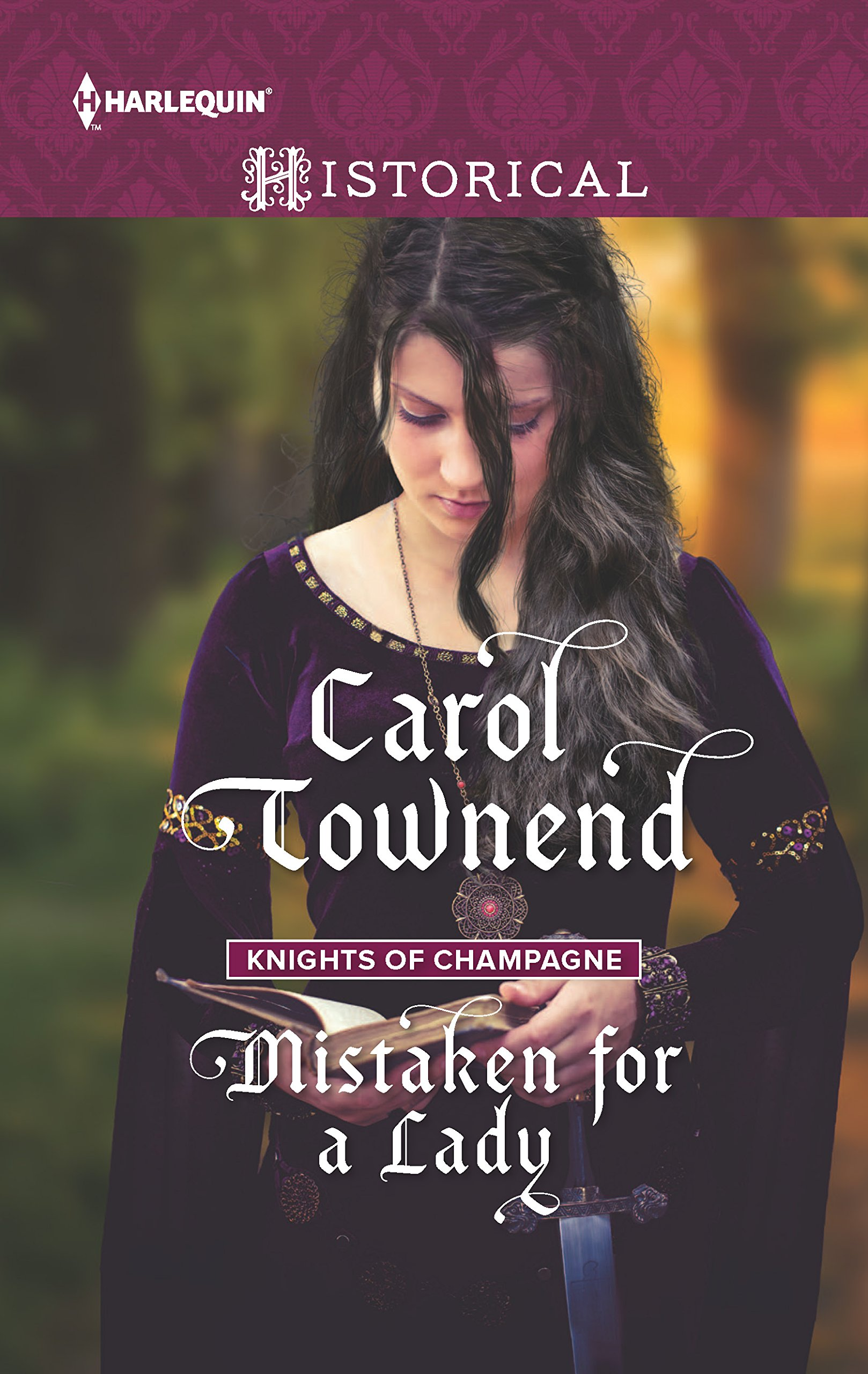 Mistaken for a Lady (Knights of Champagne) ebook