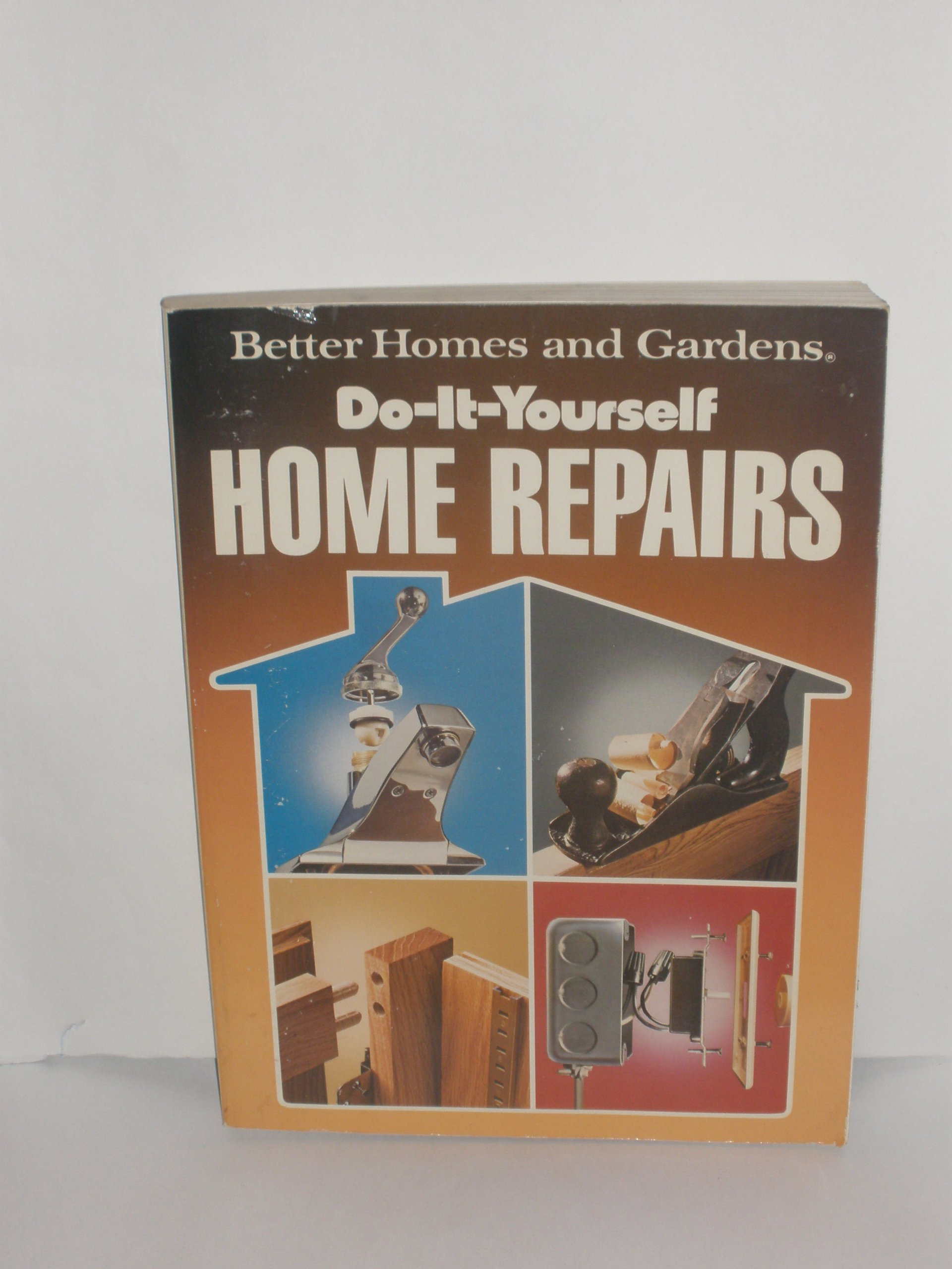 Do it yourself home repairs amazon better homes gardens do it yourself home repairs amazon better homes gardens 9780696015205 books solutioingenieria Images