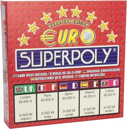Falomir 646188 - Superpoly Europa: Amazon.es: Juguetes y juegos