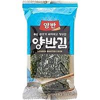 Dongwon Roasted Seasoned Seaweed, 2.5g (Pack of 8)