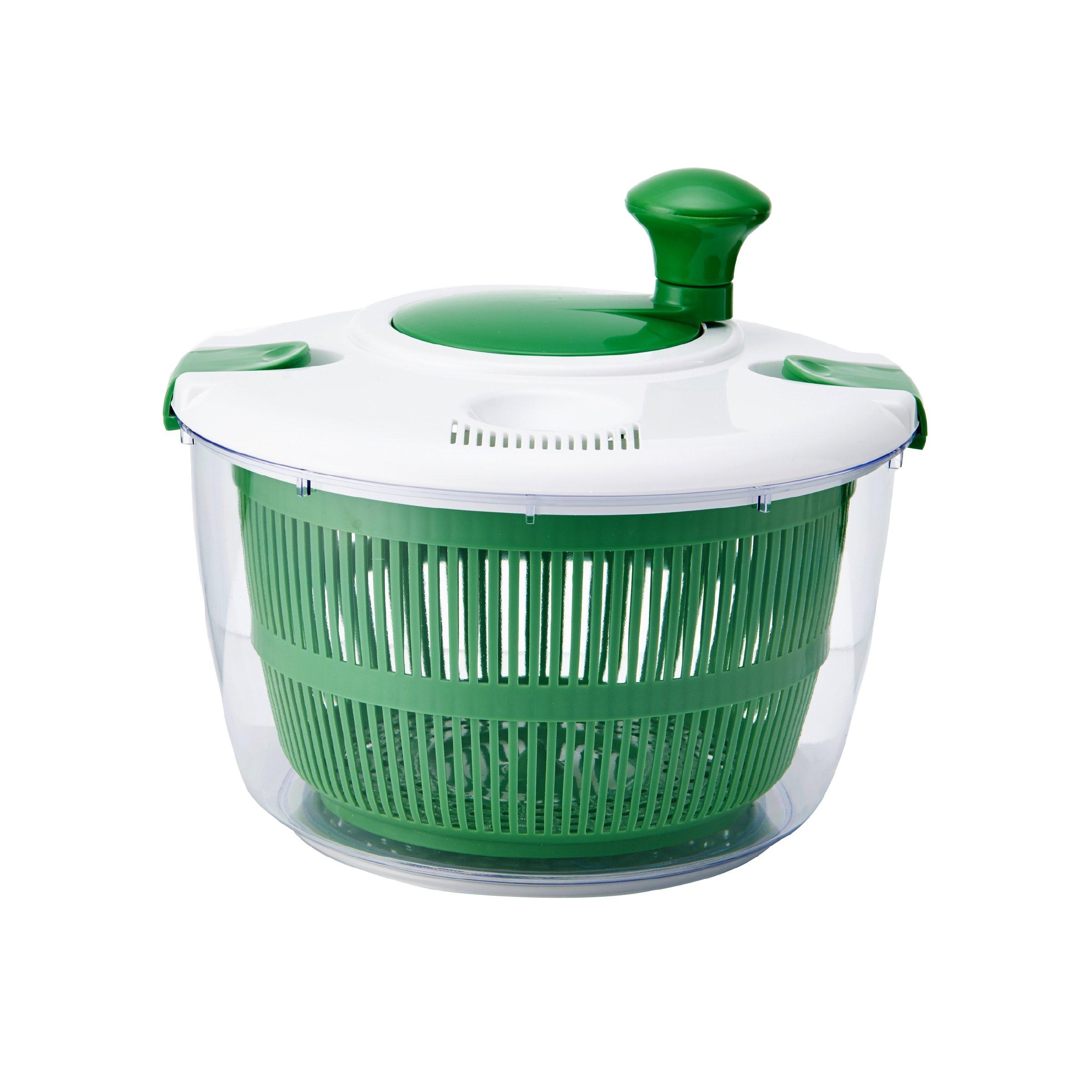 Farberware 5160958 Salad Spinner, Green