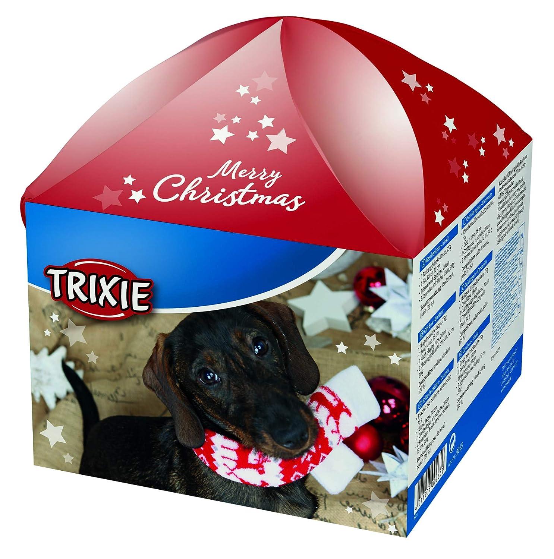 Trixie Boite Cadeau pour Chien Marron 9265
