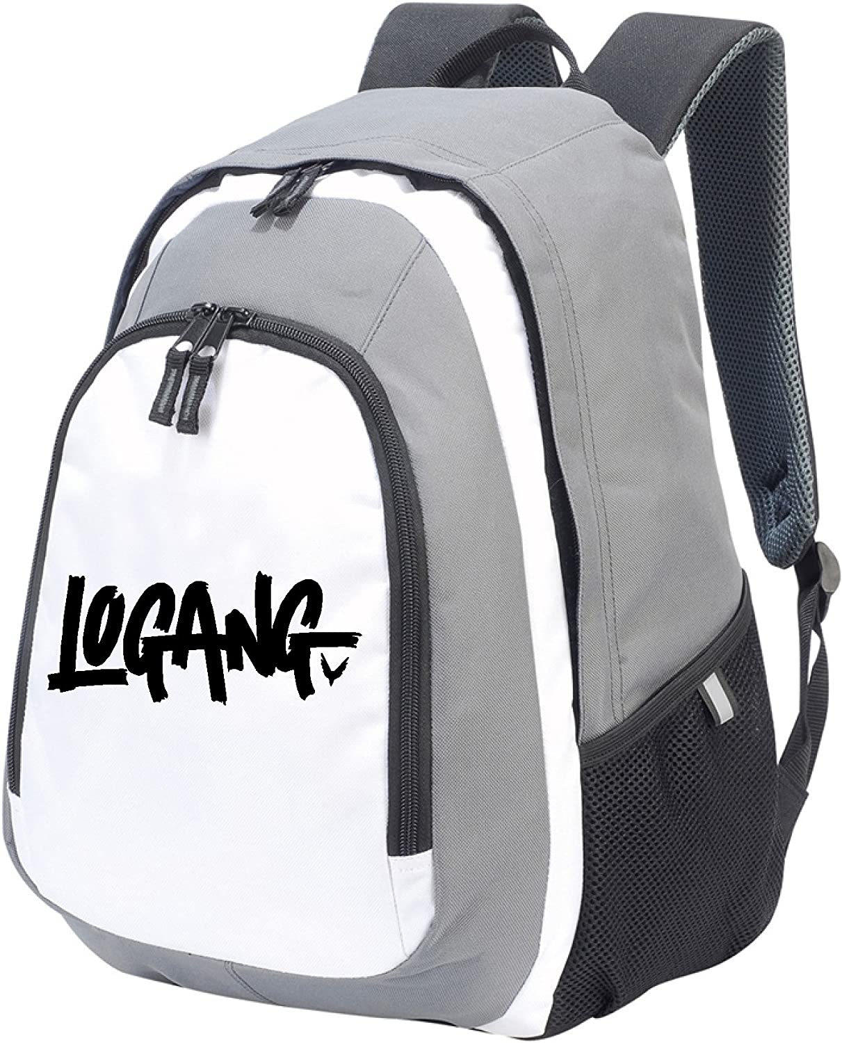 Backpack Jake Paul Logan Maverick Logang Savage bag Youtube College School Bags