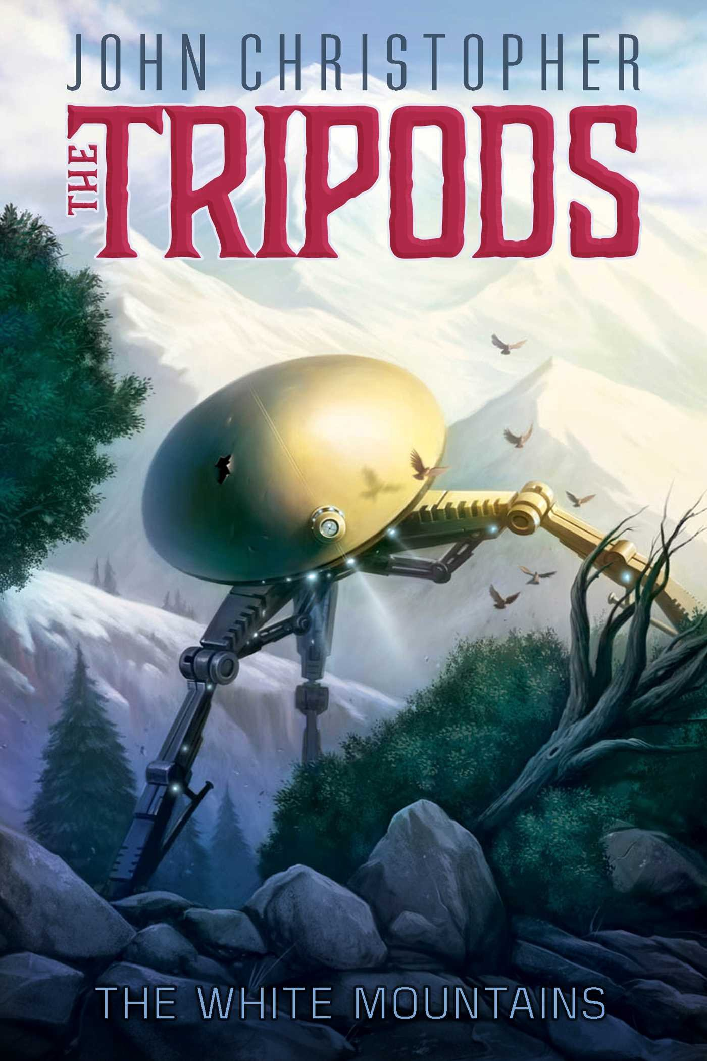 Amazon.com: The White Mountains (The Tripods) (9781481414777): John  Christopher: Books