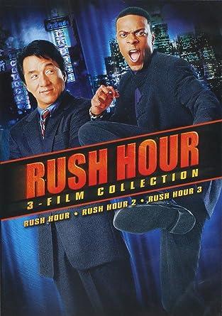 Resultado de imagem para Collection: Rush Hour)