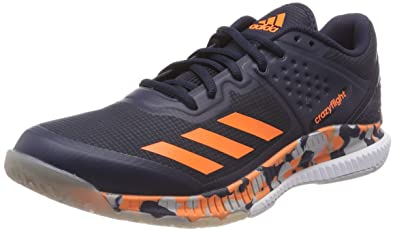 5459591ebace adidas Men s Crazyflight Bounce Volleyball Shoes