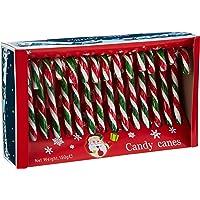 Guilty Gadgets  Candy Canes de Noël–Lot de 15