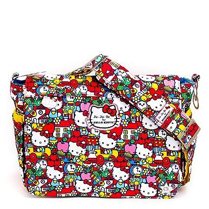 Ju-Ju-Be Hello Kitty Better Be - Bolso con bandolera para pañales