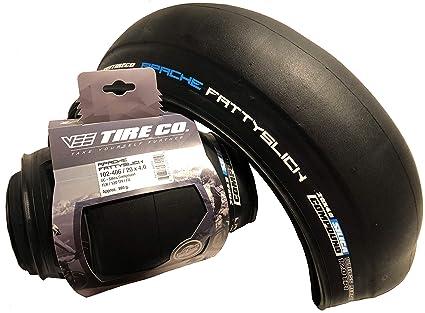 Amazon com : 2 Vee Tire 20x4 0 Apache FattySlick Silica