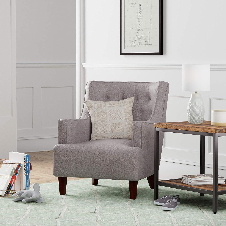 Stone & Beam AS-5015-CLUB Wingback Chair