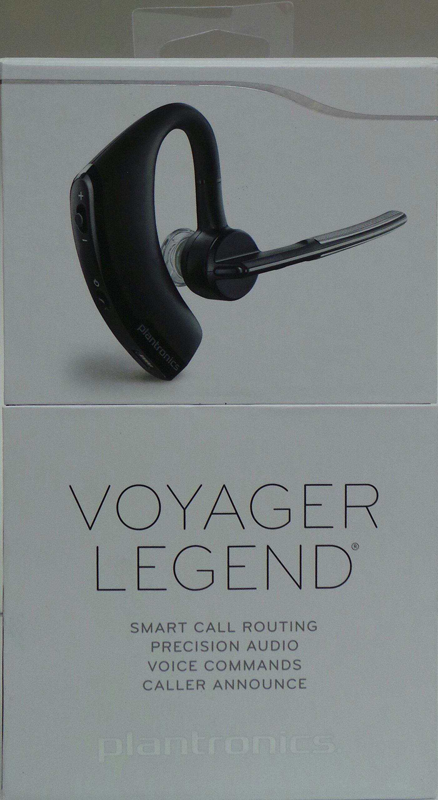 Plantronics 87300-60 Voyager Legend Bluetooth Headset by Plantronics