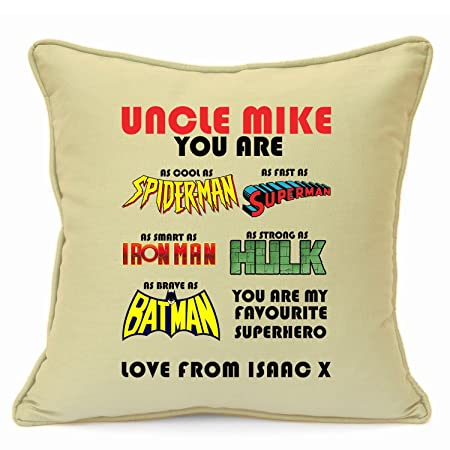Personalised Presents Gifts For Uncle Mentor Teacher Baby Sitter Family Friends Birthday Christmas Xmas Party Family