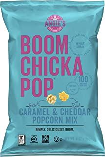 product image for Angie's BOOMCHICKAPOP Caramel and Cheddar Mix Popcorn, 6 oz