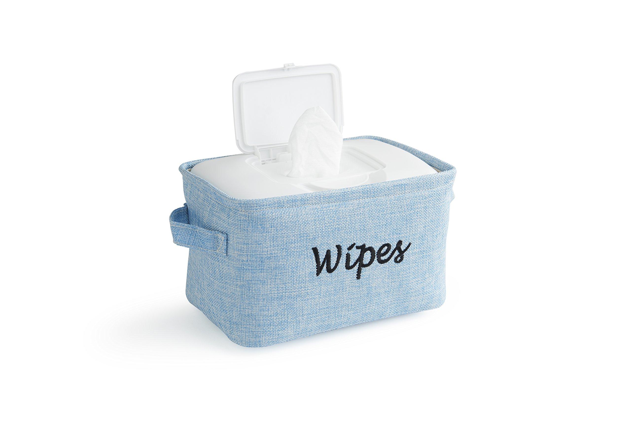 Amazon.com : Dejaroo Baby Diaper Storage Bin - Nursery Organizer ...