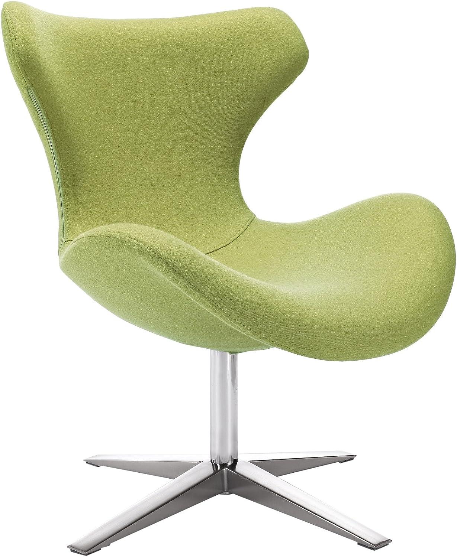 Amazon.com: Creative Furniture Maya Swivel Accent Chair, Regular