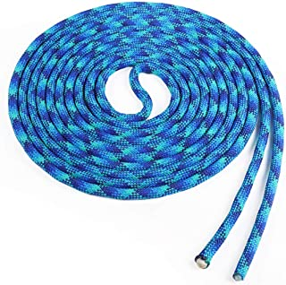 product image for Atwood Rope MFG Double Dutch Jump Rope - 3/8 Inch - 18 Feet - Kids Adults (Neptune, Single 18ft Rope)