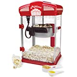 West Bend 82515 Theater Popcorn Machine, Red