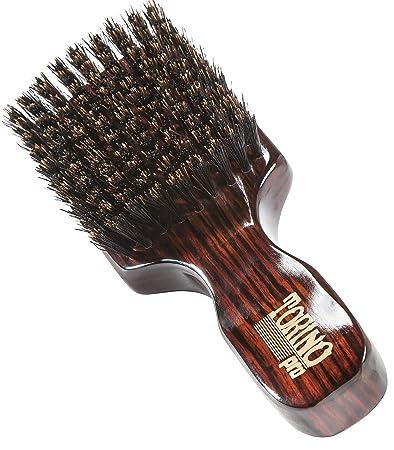 Torino Pro Wave Brush #840 By Brush King - Medium 360 Waves Club Brush