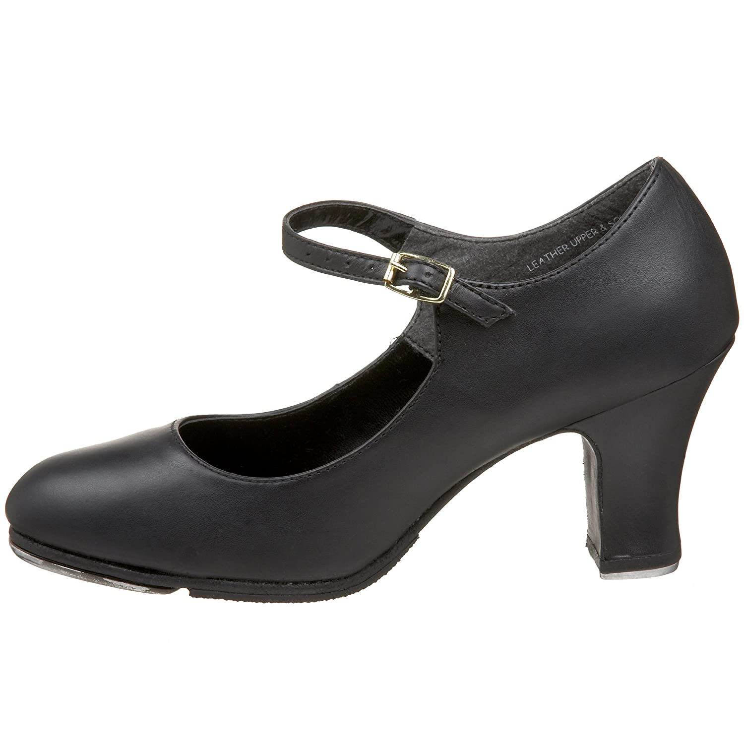 Capezio Women's 657 Manhattan Xtreme Tap Shoe B000B7EHV0 8.5 M US|Black