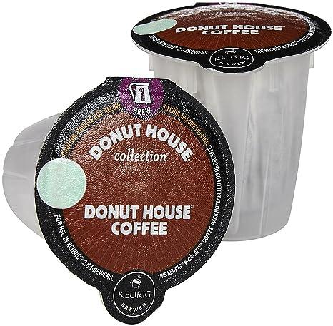 Donut cámara Café – K Jarra – 8 Ct: Amazon.com: Grocery ...