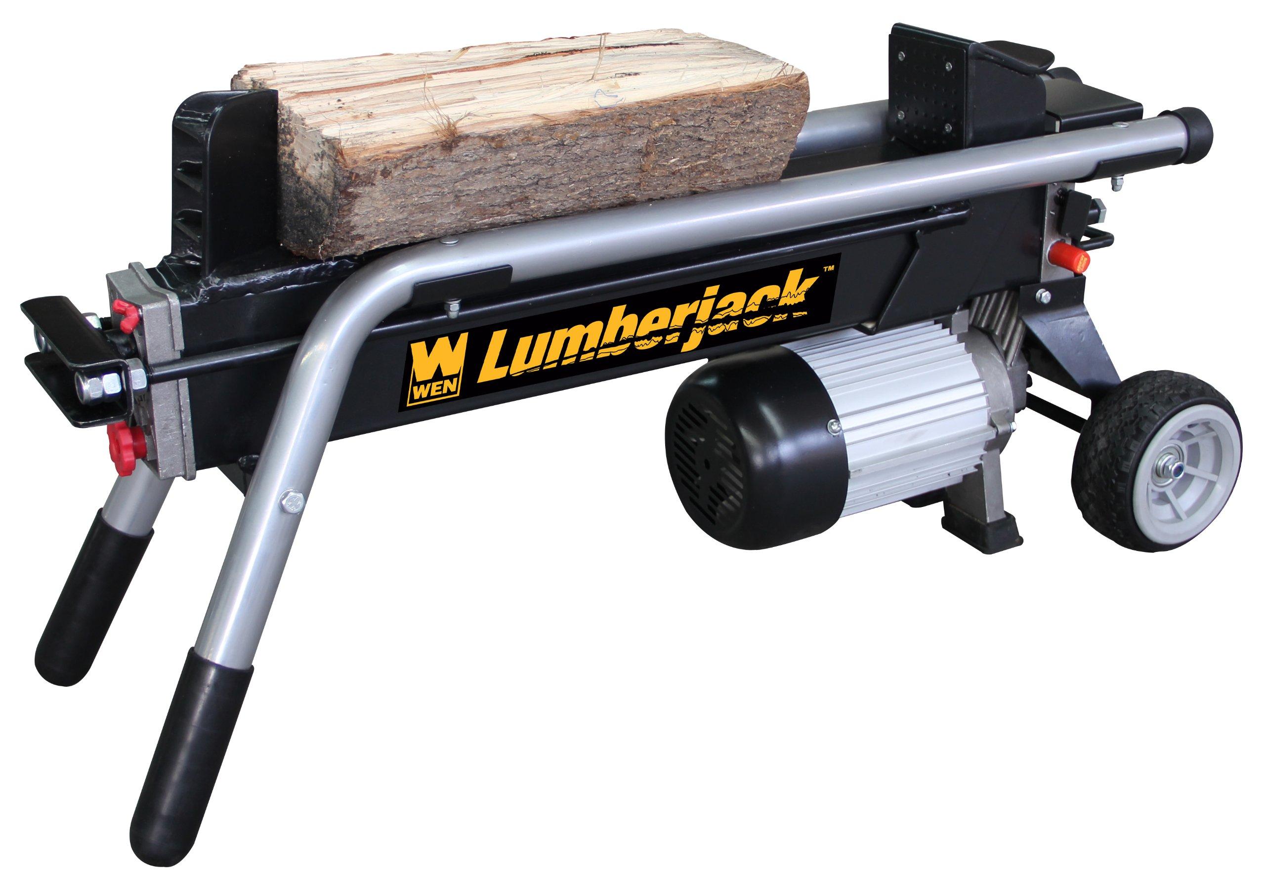 WEN 56206 6-Ton Electric Log Splitter