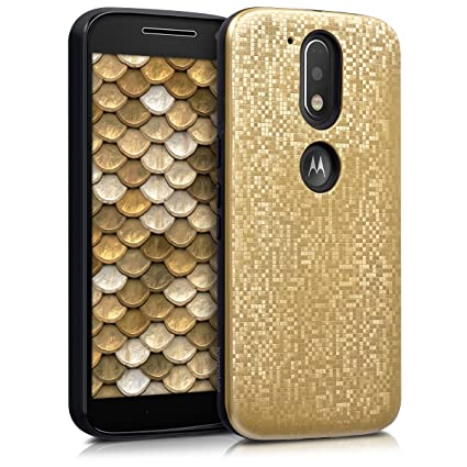 63de68b4260 Image Unavailable. Image not available for. Color: kwmobile Full Armor Case  for Motorola Moto G4 ...